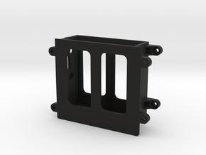 Teradek Bolt Pro Bracket for TV Logic VFM-056/058 in Black Natural Versatile Plastic