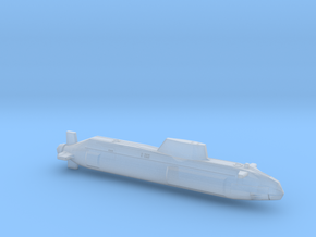 HMS ASTUTE - FH 2400 in Smooth Fine Detail Plastic