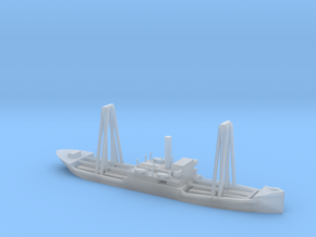 1/1250 Scale 4200 ton Steel Cargo Ship Sapor in Smooth Fine Detail Plastic