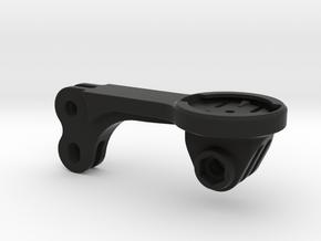 Garmin 1030 GoPro BMC ICS Double Lug Mount in Black Natural Versatile Plastic