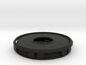 LSS Version 2.0 Planetary Gear set  in Black Natural Versatile Plastic