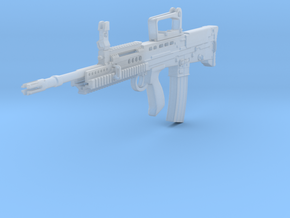 1/12th L85A2 in Smoothest Fine Detail Plastic