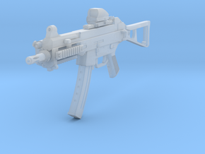 1/12th UMP9tact2 in Smooth Fine Detail Plastic