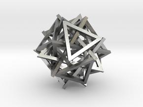 16 Triangles Silver in Raw Silver