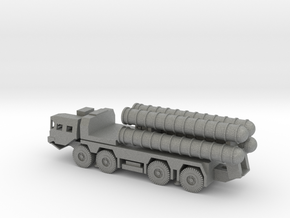 1/160 Scale  MAZ-543 SA-300 Missile Launcher type  in Gray PA12