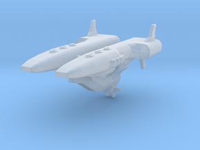 Gundam Papua supply ship in Smooth Fine Detail Plastic
