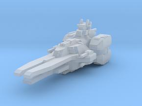 Gundam Radish-class in Smooth Fine Detail Plastic
