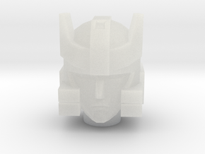 Prowl Classic Head  in Smooth Fine Detail Plastic