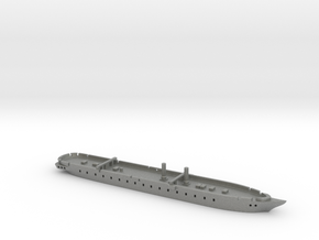 1/1200 Warrior-class (1860/1861) Gaming Models in Gray PA12