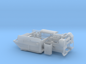 Stavostroj T180/S10 Part 2 in Smooth Fine Detail Plastic