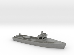 1/144 Scale Chesapeake Bay Deadrise Workboat 2 in Gray PA12