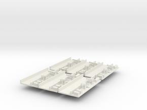 Large shipyard x6 in White Natural Versatile Plastic
