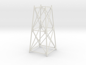 Trestle - 40foot - Zscale in White Strong & Flexible