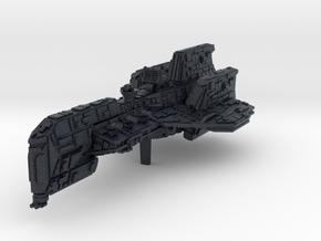(Armada) Crusader Corvette in Black PA12