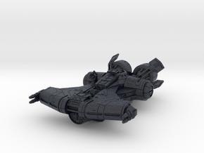 Defender Class Corvette 1/270 in Black PA12