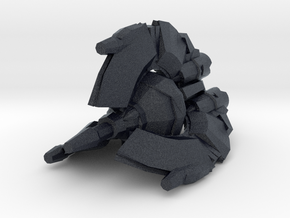 Droid Tri-fighter 1/270 in Black PA12