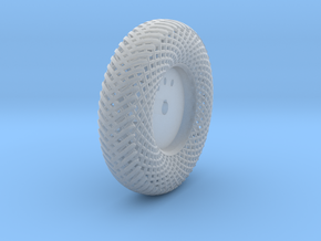 Meshed aft right wheel in Smooth Fine Detail Plastic