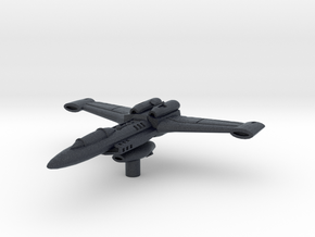 Planetary Fighter 1/270  in Black PA12