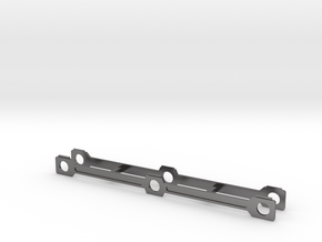 OO Scale NWR #1 Side Rods in Polished Nickel Steel