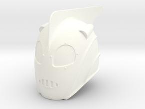 "Rocketeer Helmet - 21st Century 12"" Action Figure in White Processed Versatile Plastic"