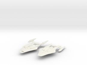 Two Starrunner Class A  LtCruiser in White Strong & Flexible