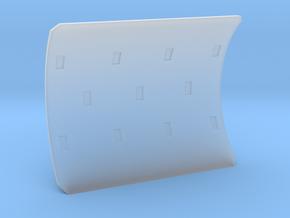 Part2 LED holder 1 in Smooth Fine Detail Plastic