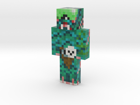 SwampEye   Minecraft toy in Natural Full Color Sandstone