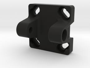 GPS Navi holder light TomTom KTM 790 ADV part 3_v0 in Black Natural Versatile Plastic