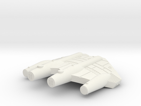 3788 Scale ISC Contingency Destroyer (DDC) SRZ in White Natural Versatile Plastic