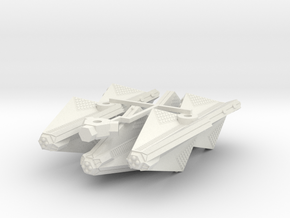 3125 Scale Tholian War Cruisers (3) SRZ in White Natural Versatile Plastic