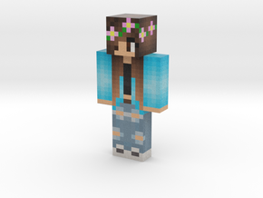 Lilyunicorngirl | Minecraft toy in Natural Full Color Sandstone