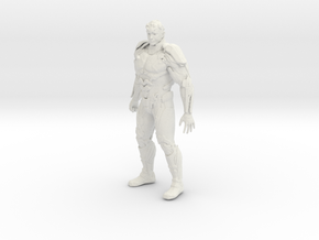 Printle V Homme 1927 - 1/24 - wob in White Natural Versatile Plastic