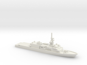 Heritage-class cutter, 1/1250 in White Natural Versatile Plastic