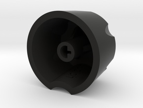 Weber Q100 GasKnob V1.0 in Black Natural Versatile Plastic