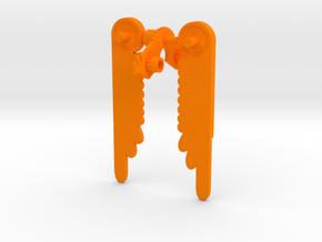 Pharoid Glider Pack in Orange Processed Versatile Plastic: Medium