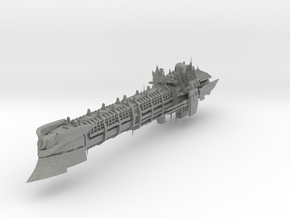 Imperial Legion Long Cruiser - Armament Concept 4 in Gray PA12
