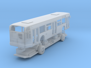 bus gx317 a axel in Smoothest Fine Detail Plastic