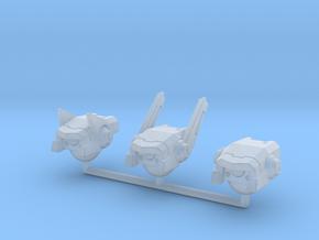 Crisis head alternative in Smooth Fine Detail Plastic: d10