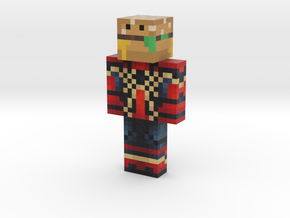 MrTomMagic | Minecraft toy in Natural Full Color Sandstone