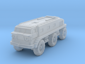 Zil E167 snow truck in Smoothest Fine Detail Plastic: 1:220 - Z