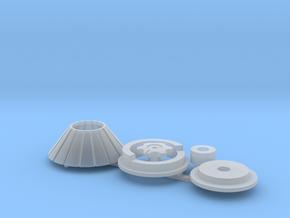 Moebius EVA Pod - Camera Cone and Hand Wheel in Smooth Fine Detail Plastic