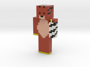 ShikaDeerStag | Minecraft toy in Natural Full Color Sandstone