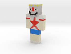 dayan11 | Minecraft toy in Natural Full Color Sandstone