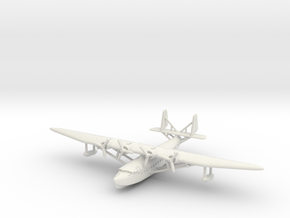 Sikorsky S-42 1/285 in White Natural Versatile Plastic