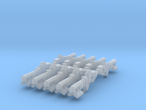 Cyclic Ion Blaster 10pc in Smooth Fine Detail Plastic