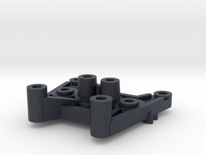 Tamiya Thundershot B12 part Rear Damper Tower in Black PA12