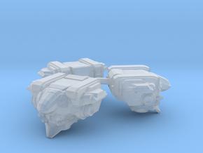 rad-MKII-Torso in Smoothest Fine Detail Plastic