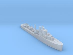 HMS Isis destroyer 1:1200 WW2 in Smoothest Fine Detail Plastic
