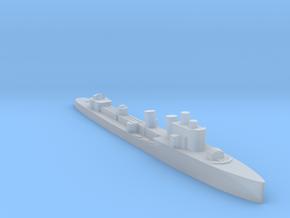 Italian Nembo destroyer WW2 1:1800 in Smoothest Fine Detail Plastic