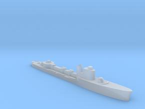 Italian Cassiopea Torpedo boat 1:2400 WW2 in Smoothest Fine Detail Plastic